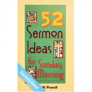 52 Sermon Ideas for Sunday Morning