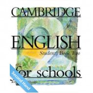 Cambridge English for Schools 2