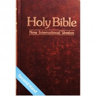 Holy Bible. New International Version